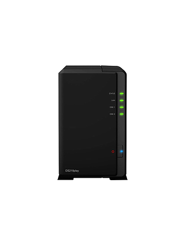 Synology - Disk Station DS218Play